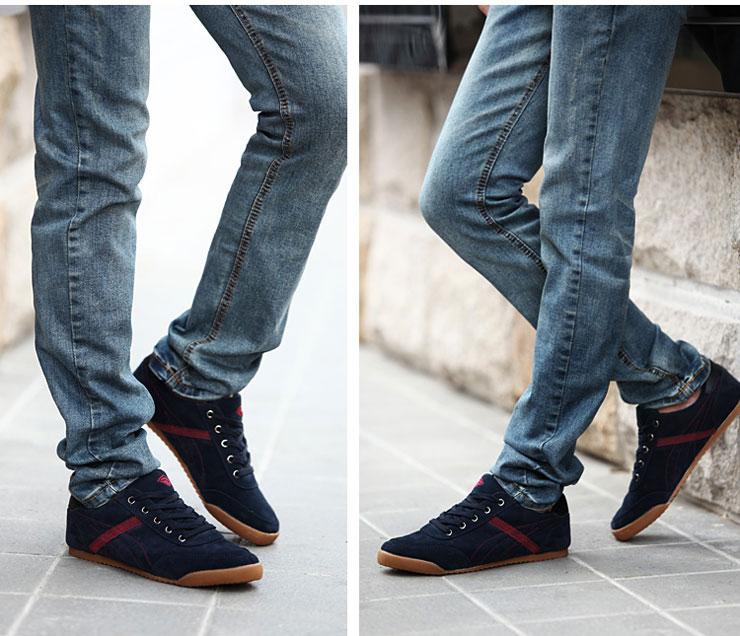 男士帆布鞋男鞋韩版潮流布鞋子英伦休闲鞋透气