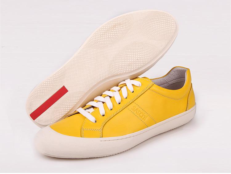 沙驰(satchi)2014春季新款圆头休闲男鞋英伦运动鞋