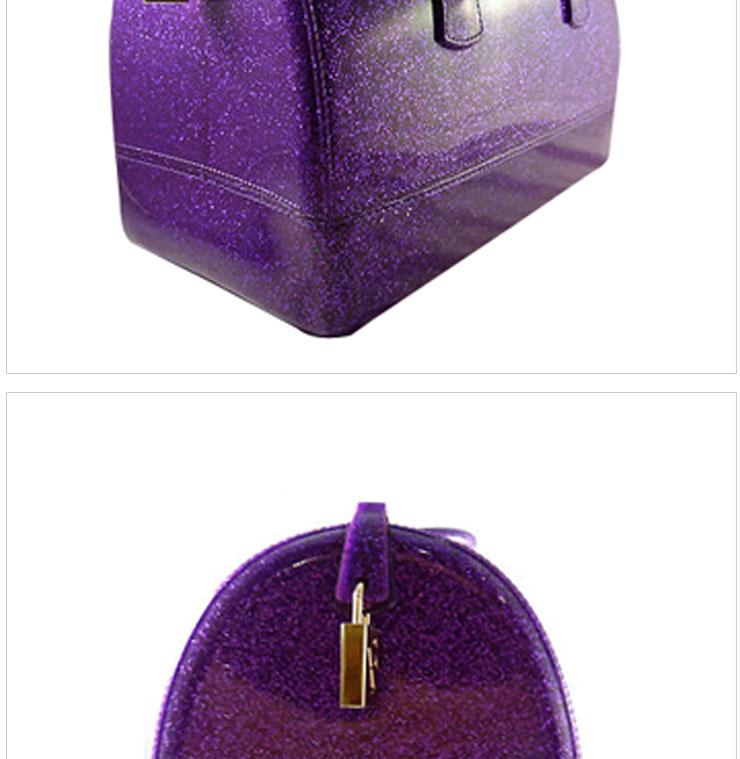 女士橡胶手提包