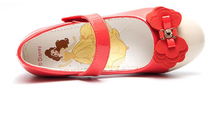 女童休闲童鞋女皮鞋单