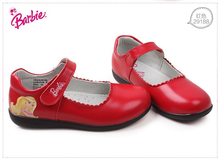 单鞋公主鞋女童皮鞋