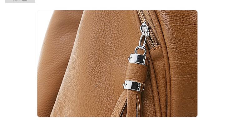 旅行背包单肩斜挎三用包包