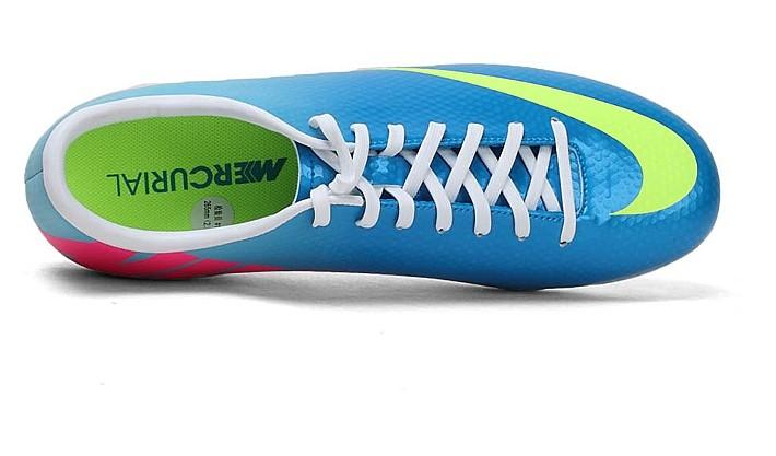 正品nike耐克男鞋2013运动鞋刺客9代足球鞋555613-47