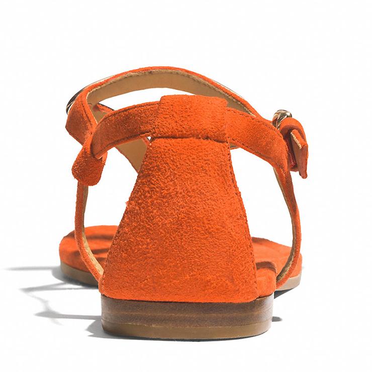 coach/蔻驰 2014新品 经典女士金属装饰夹趾平底凉鞋