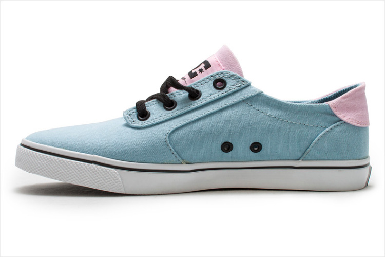 dcshoes 女滑板鞋休闲鞋