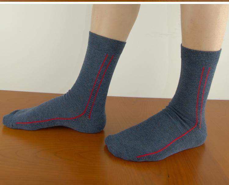 棉袜中筒袜高筒短袜商务高档休闲袜