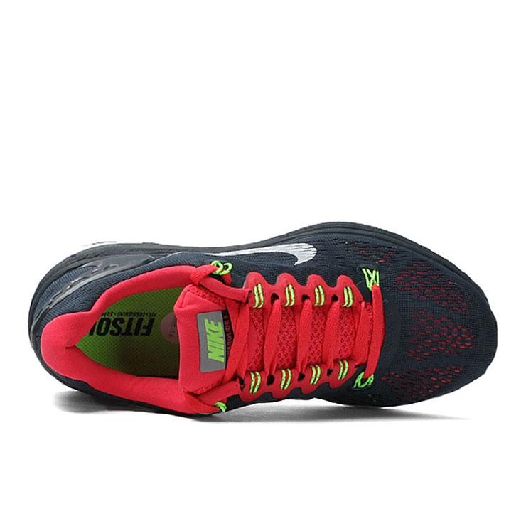 耐克nike2013新款女子低帮运动网布透气跑步鞋