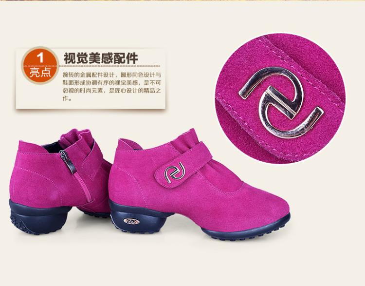 雷博2014 夏季新款舞蹈鞋