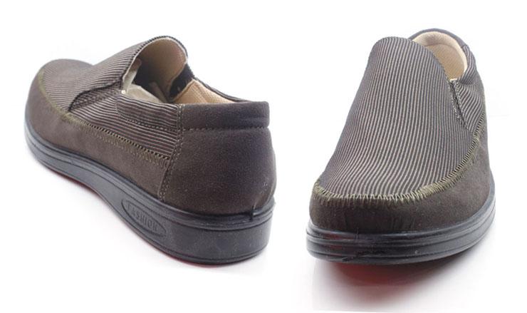 2013新款老北京布鞋男士休闲鞋低帮套脚男鞋子春秋布