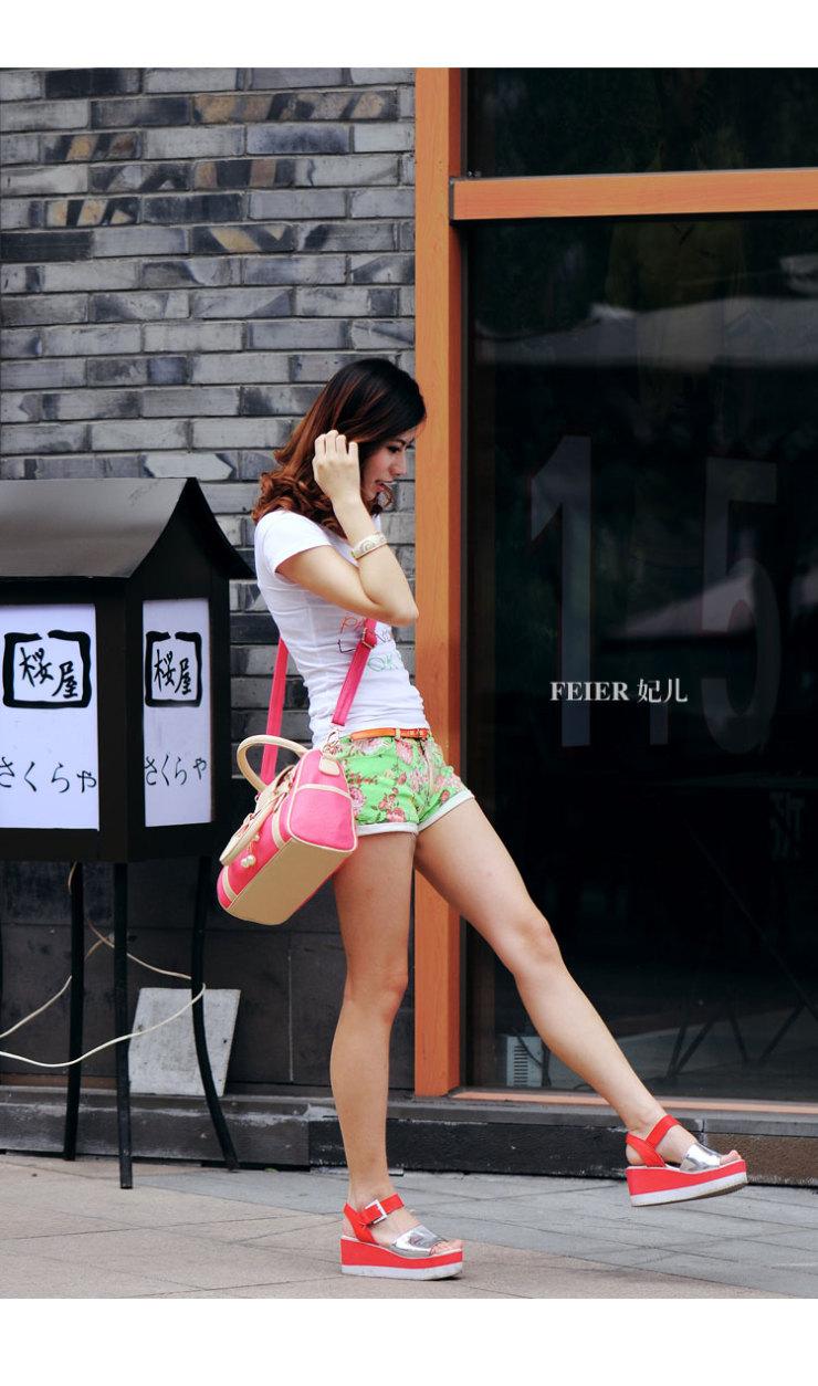 妃儿新款时尚夏果冻包包