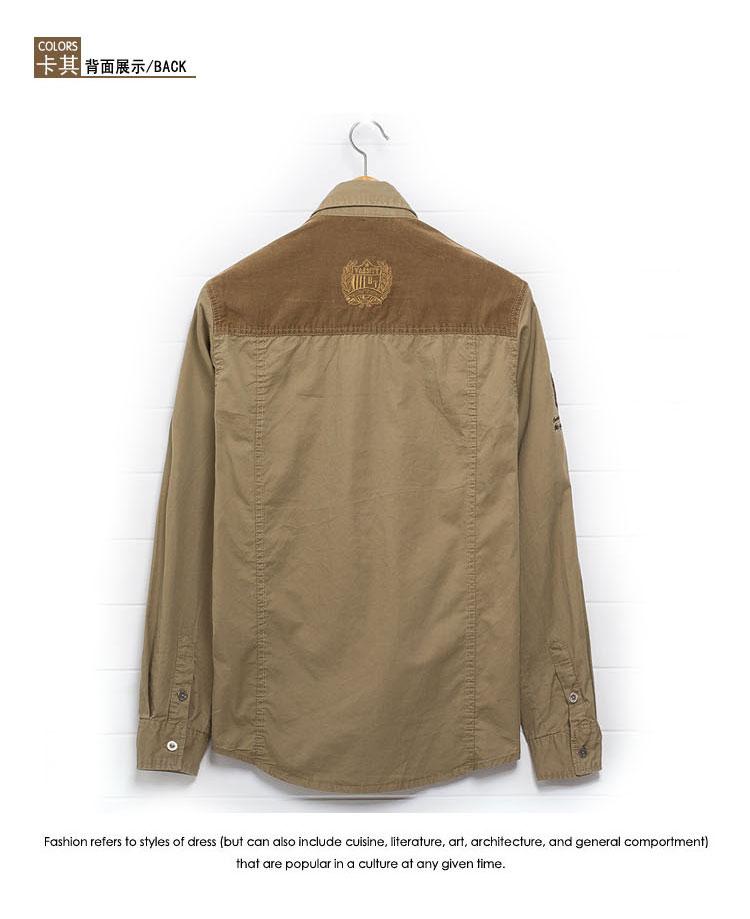 camel/神州骆驼包邮京品年货薄款男士外套
