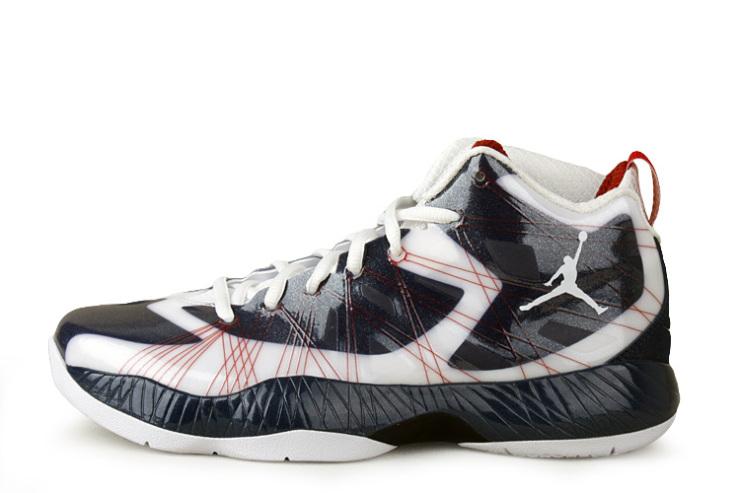 乔丹2012篮球鞋