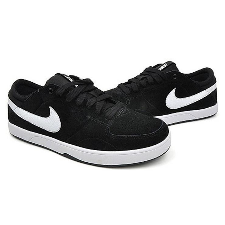 耐克nike男鞋滑板运动鞋-525114-010