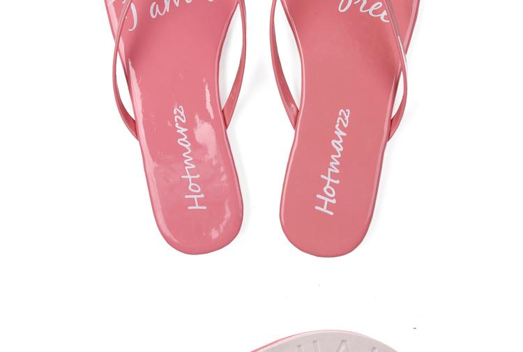 2013夏女人字拖沙滩鞋防滑拖鞋女平底舒适夹脚凉拖鞋