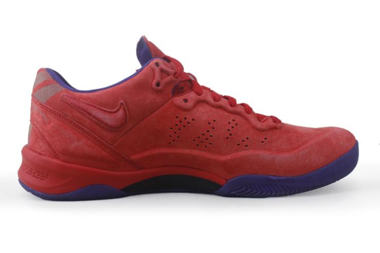 nike篮球鞋上脚图