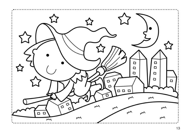 正品3-6岁绘画童书儿童填色美术画画