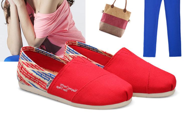 14春新款帆布鞋