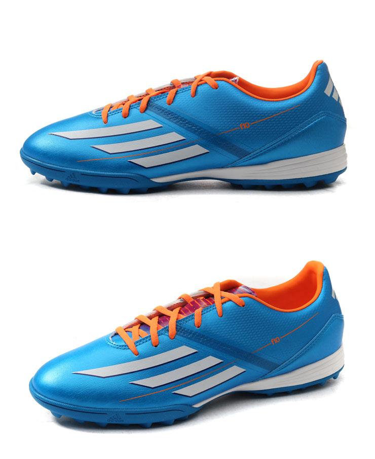 阿迪达斯adidas男鞋tf桑巴战靴足球鞋2014新款f50