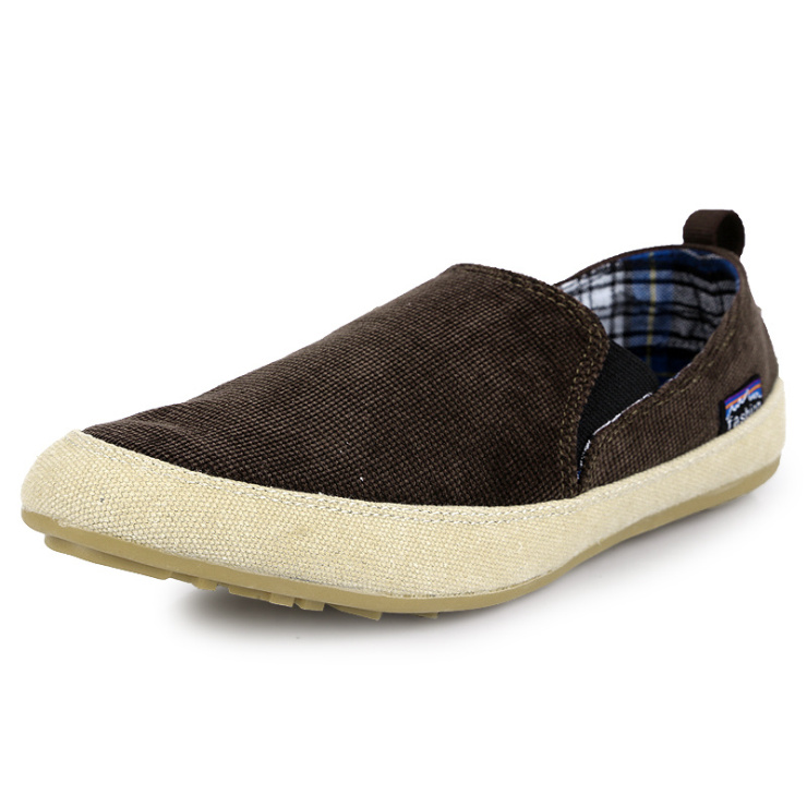 英伦懒人一脚蹬男鞋