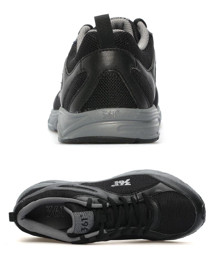 361°361度男鞋透气轻便跑鞋