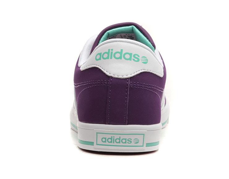 阿迪达斯adidasneo女鞋生活板鞋2014新款运动鞋f3922