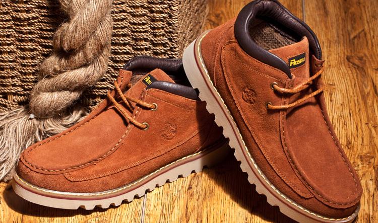 男士靴子休闲鞋