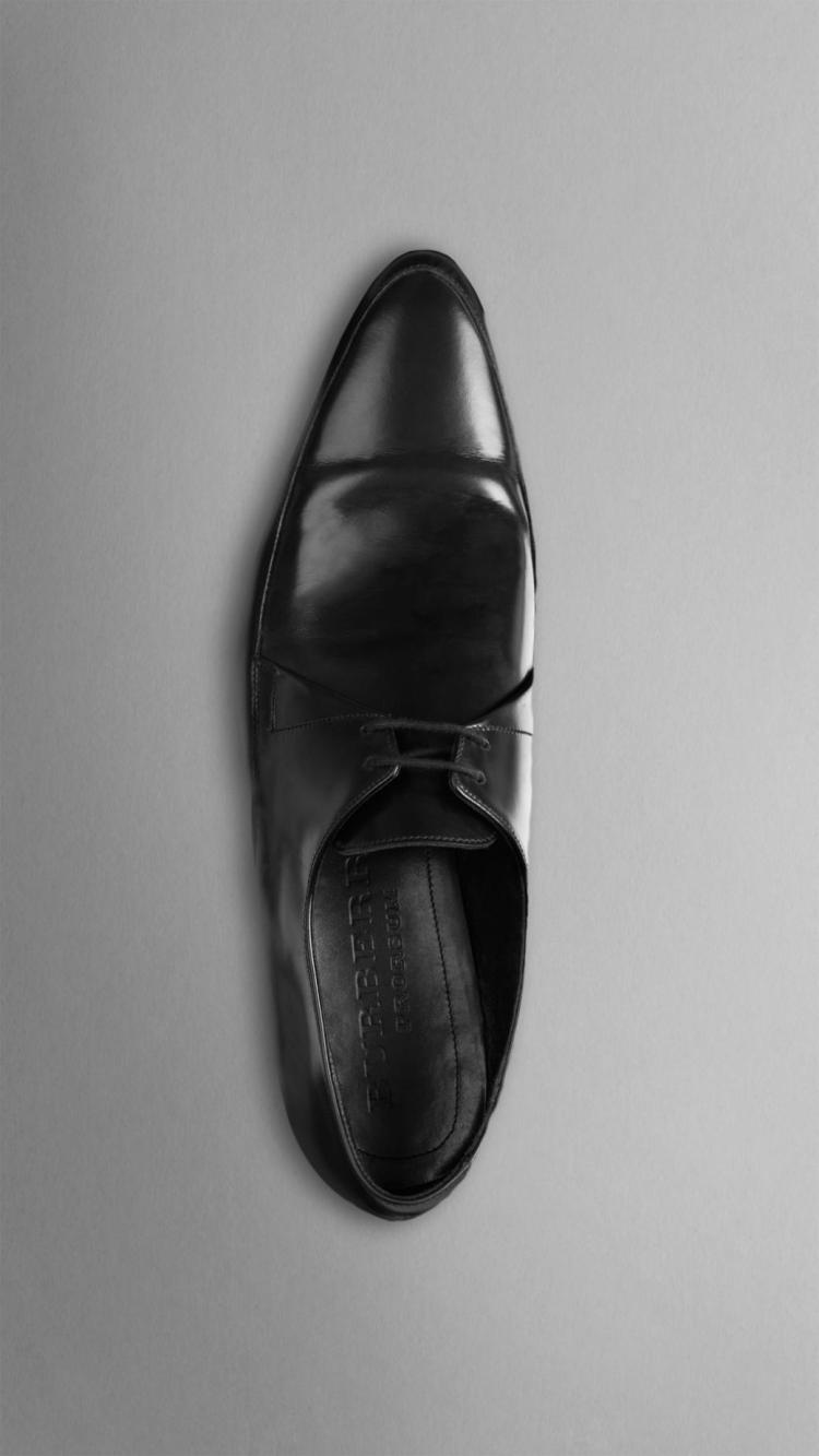 burberry新款男鞋