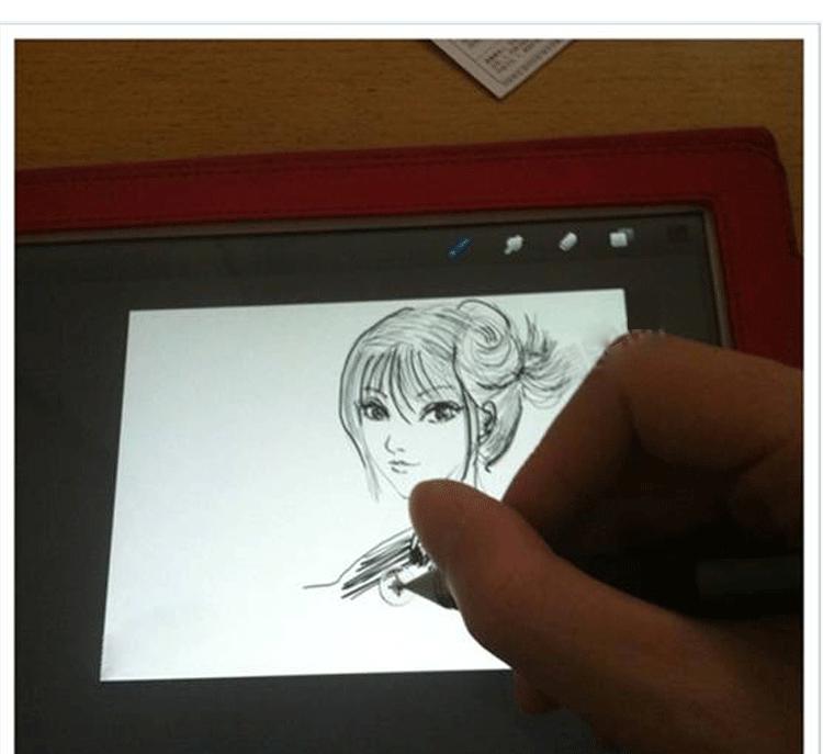 如何用ipad画画