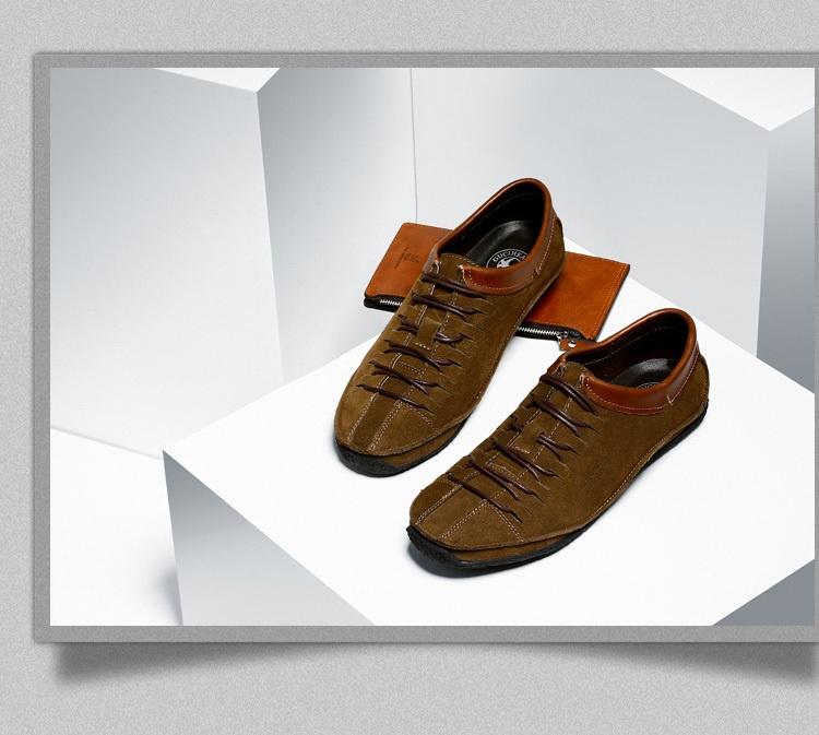 2014春季新款时尚系带潮流休闲男鞋