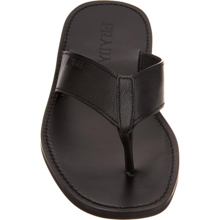 prada 男式凉鞋