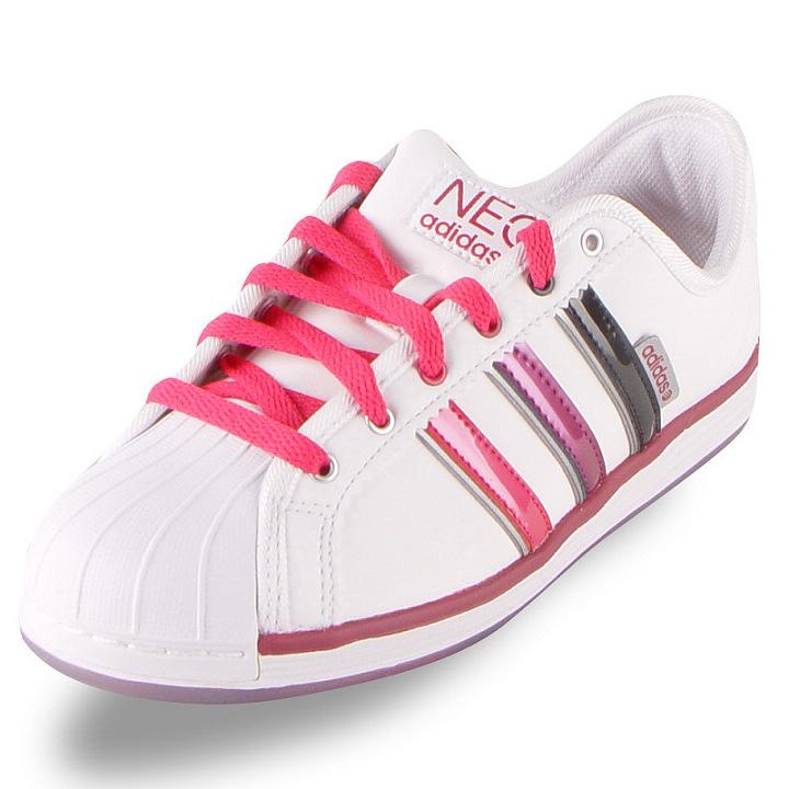 adidas style 阿迪休闲女鞋