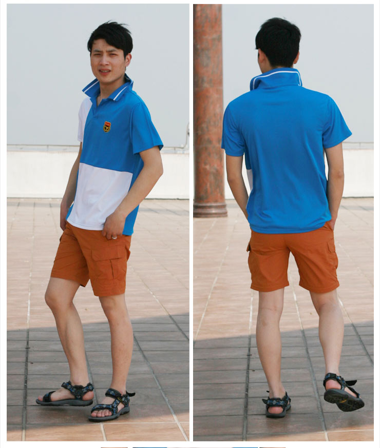 YISIJIA户外服装 运动服装男款速干裤 快干裤 两节裤 1F9035