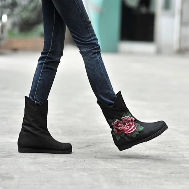艺汇家 老北京布鞋