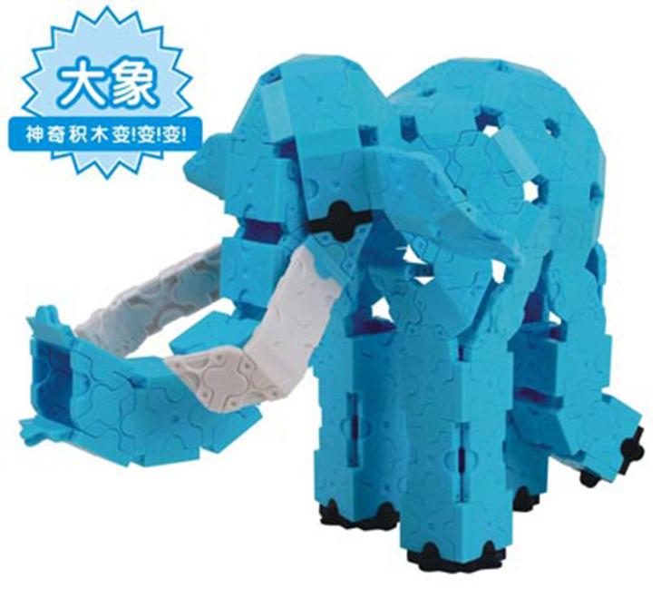 小玩具积木a玩具蜜蜂动物园拼装【价格图片品古时候的鲨鱼图片