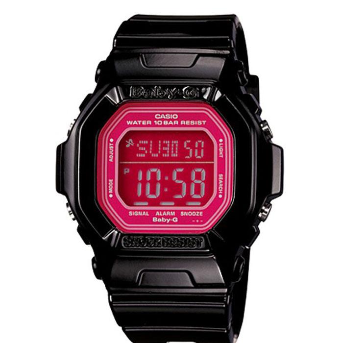 CASIO 卡西欧 BABY G Theme主题系列女表 BG 5601 1D