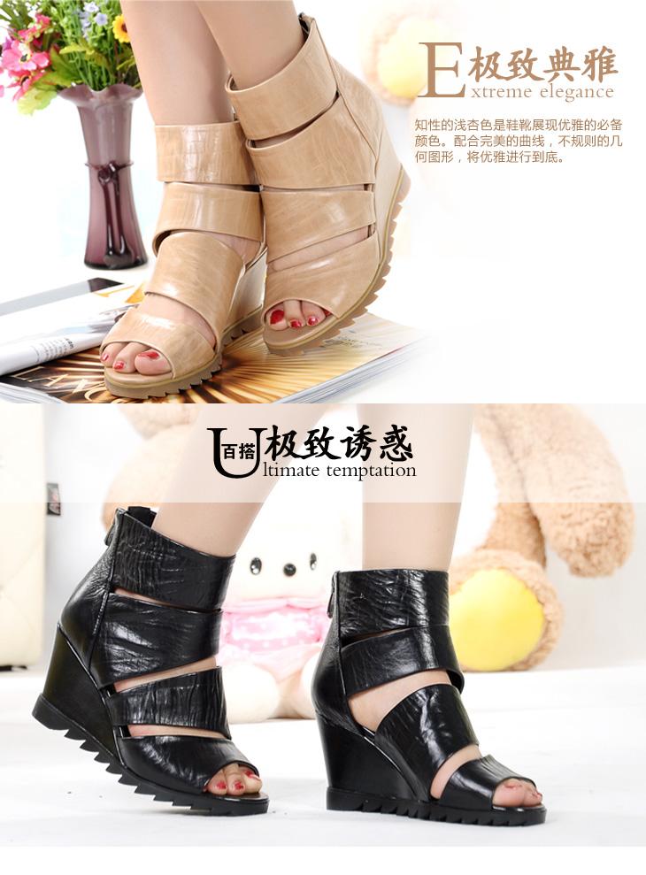 凉鞋/凉拖omig/欧米高2012夏季新款女鞋