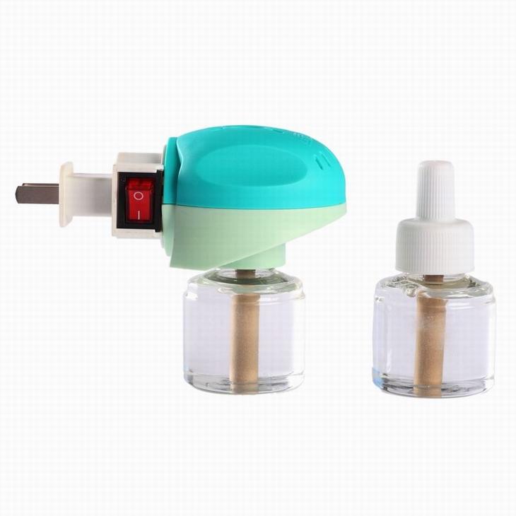 enLeaf 电热蚊香液90夜优惠装 1盒 1器 2液