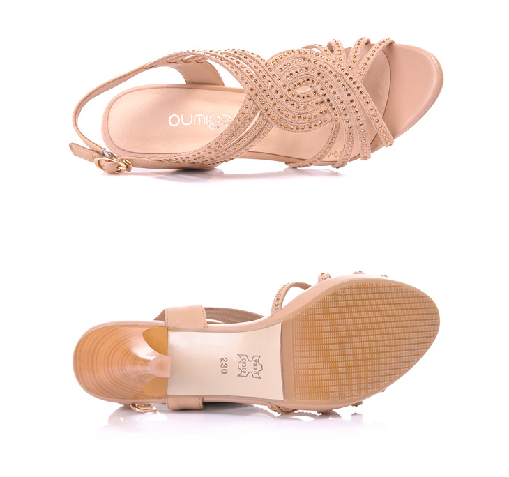omig/欧米高2012夏季新款女鞋