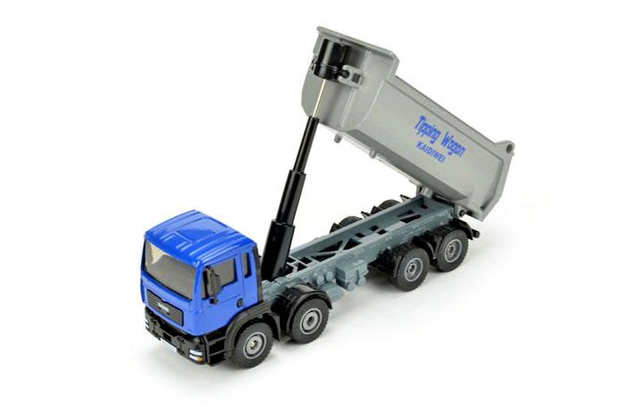⑧号重型大卡车