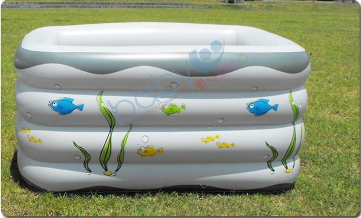 ... 新款米白色加厚长方形充气婴儿游泳池 痔疮的最佳治疗偏方