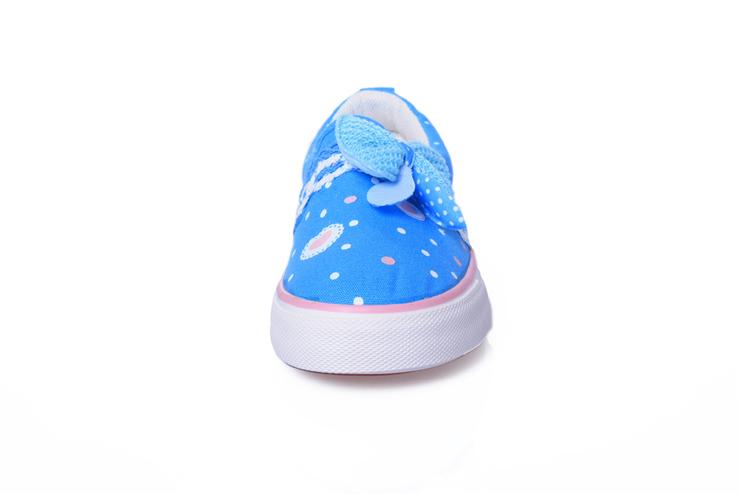 休闲帆布鞋小童鞋