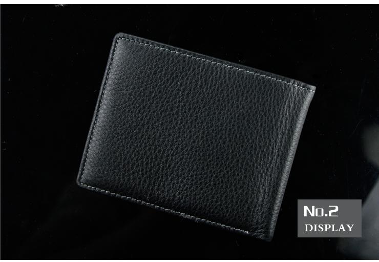 卡帝乐鳄鱼cartelo男士特色logo系列黑色横款钱包薄