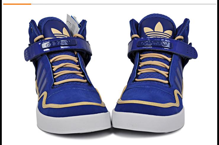 三叶草/adidas 男士板鞋