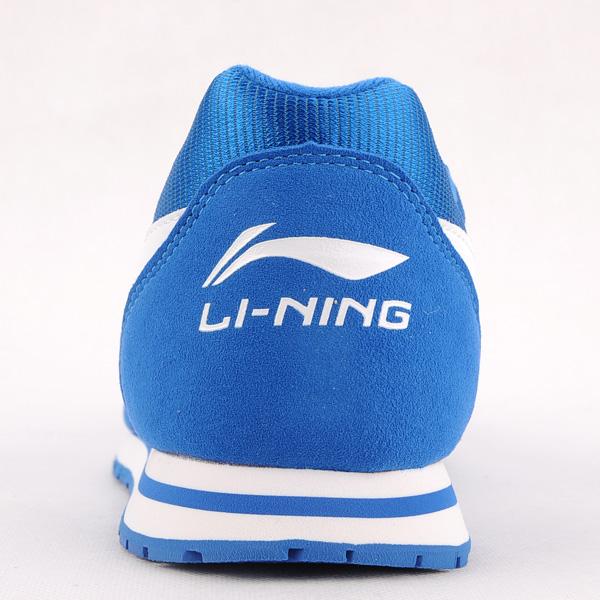 lining/李宁 男子 经典休闲鞋(alcg051-1)