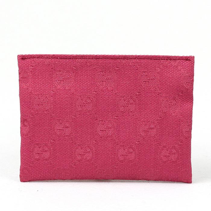 gucci古驰女士玫红色手拿零钱包217050012价格