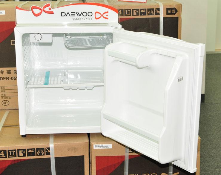 冰箱 迷你型 大宇 单门 daewoo48l/