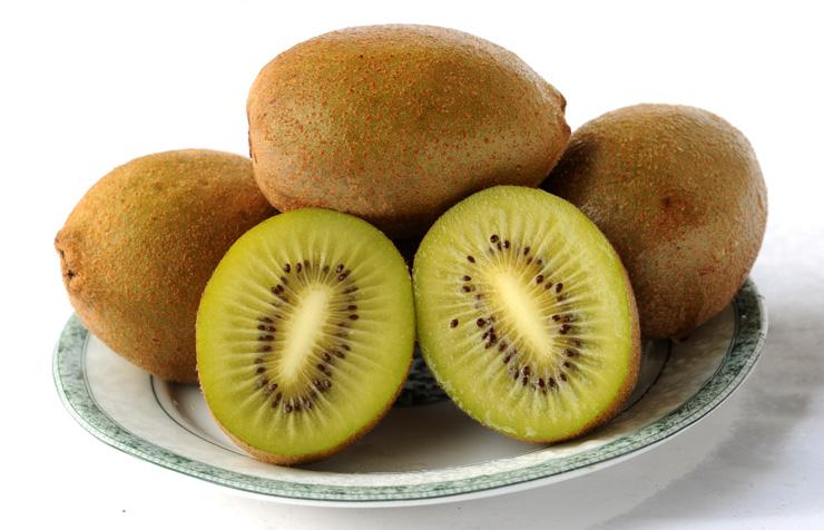 翠玉猕猴桃 比红心奇异果更有味的四川特产水