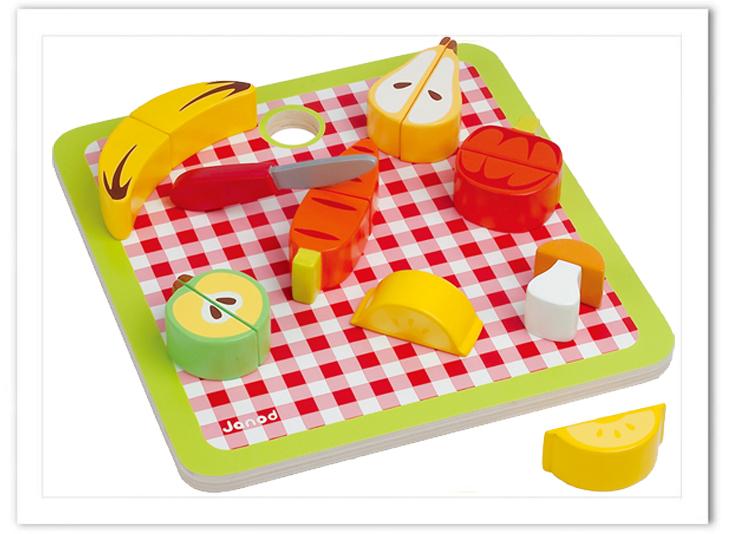janod 水果蔬菜拼盘 oj06529