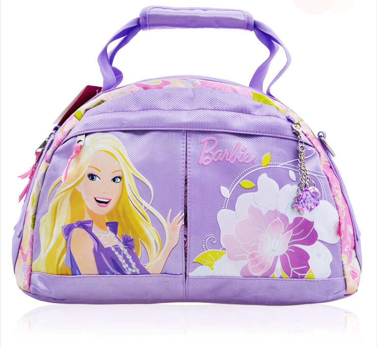 芭比儿童包包 女童斜挎包