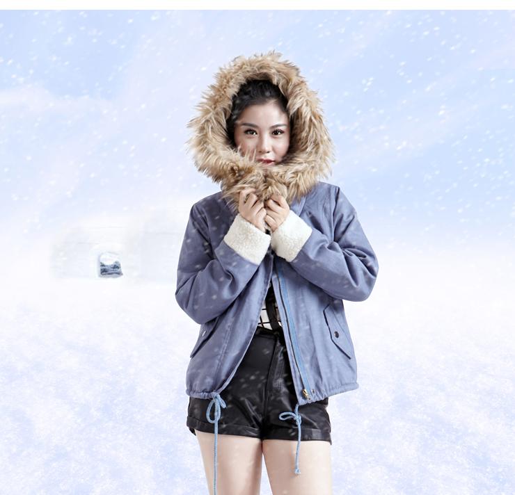 ...保罗 2012冬新款爱斯基摩人女士兔毛棉雪地短靴 保暖马丁靴 ...